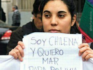 """#MarParaBolivia: El sentir entre chilenos lejos del """"patriotismo"""" surgido por juicio en La Haya"""