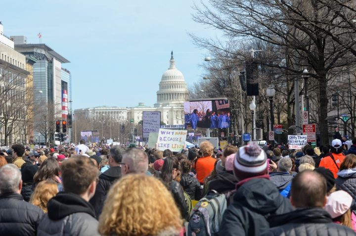 March for our lives, una giornata storica per gli Stati Uniti