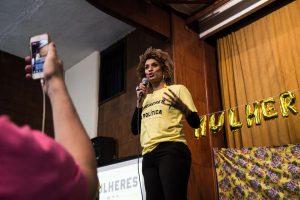 Marielle Franco: Mulher, Negra e da Favela