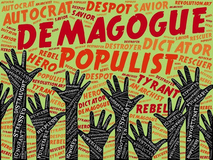 Populismo: una parola pericolosa