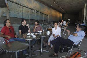 Chilenos y brasileros en «Derechos en Movimiento»