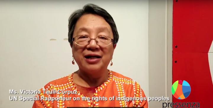Filipinas: Victoria Tauli-Corpuz y otros defensores de los derechos humanos acusados de formar parte de organizaciones terroristas