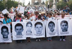 Messico: rapporto ONU sulle sparizioni degli studenti di Ayotzinapa