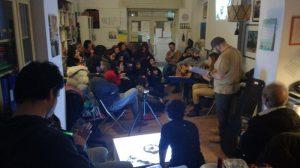 Apre a Roma il Centro di Nonviolenza Attiva. Molto più di uno spazio