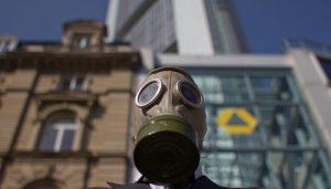 Banken finanzieren atomares Wettrüsten