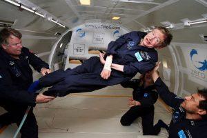 Stephen Hawking: Und er lebt doch!