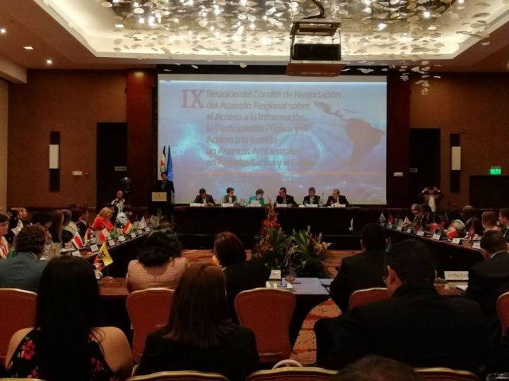 Caraibi e America Latina: accordo storico in materia d'ambiente