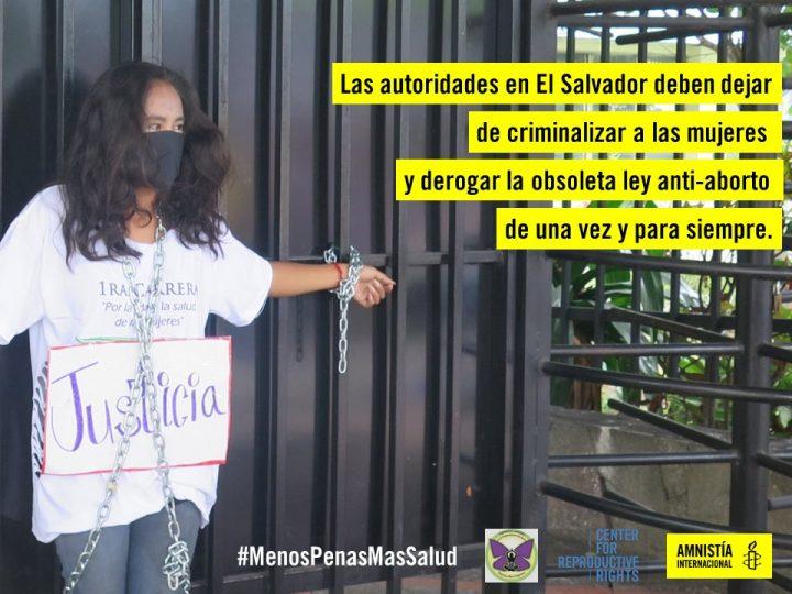 El Salvador, rilasciata donna condannata a 30 anni per un bambino nato morto