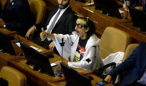 """Raúl Alarcón, diputado de la República: """"Yo no gané, el diputado es el Florcita Motuda"""""""