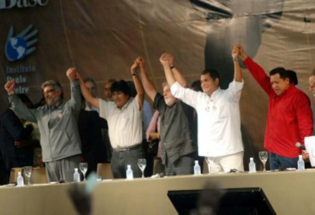 Die Linke in Lateinamerika – angegriffen von der Rechten und ihren eigenen Fehlern?