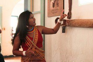 La première femme diplômée de l'université indigène du Venezuela