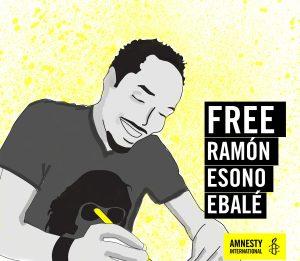 Dopo quasi sei mesi torna libero vignettista della Guinea Equatoriale