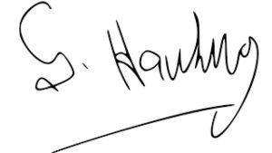 In memoria di Stephen (William) Hawking