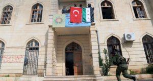 Τουρκικός στρατός και Σύριοι μαχητές καταλαμβάνουν τον έλεγχο της Αφρίν