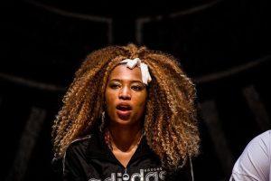 No dia internacional da mulher, rede de apoio lança campanha em solidariedade à artista Nduduzo