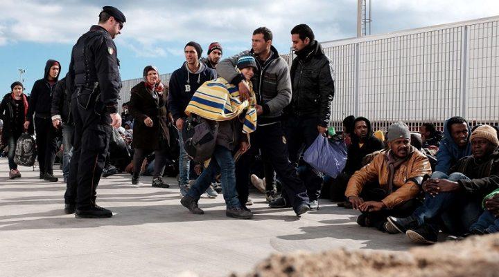 Hotspot di Lampedusa chiuso a seguito di denunce