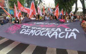 Foro Social Mundial 2018: Marcha multitudinaria inaugura la convocatoria en Salvador de Bahía