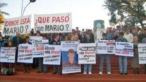 Diez años sin Mario Golemba: no hay democracia con desparecidos