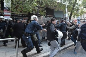 Καταγγελία της Ένωσης Φωτορεπόρτερ Ελλάδας