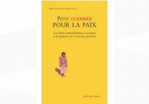 5 questions à Alexis Tiouka, « Petit guerrier pour la paix »
