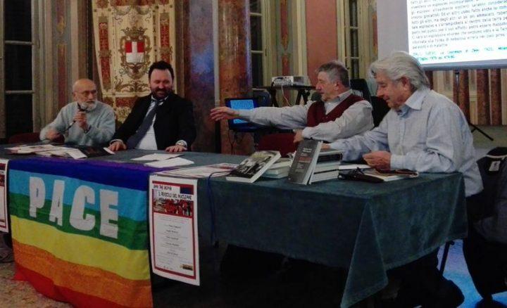 Proibizione armi nucleari a Varese, Azzate e Daverio