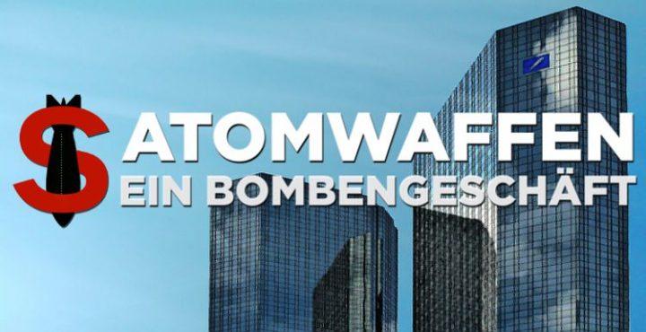 Atomwaffen ein Bombengeschäft