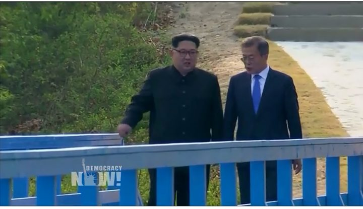 Panmunjom Declaration for Peace, Prosperity and Unification of the Korean Peninsula