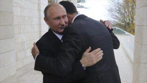 ¿Sacrificará Putin a su peón Al Asad?