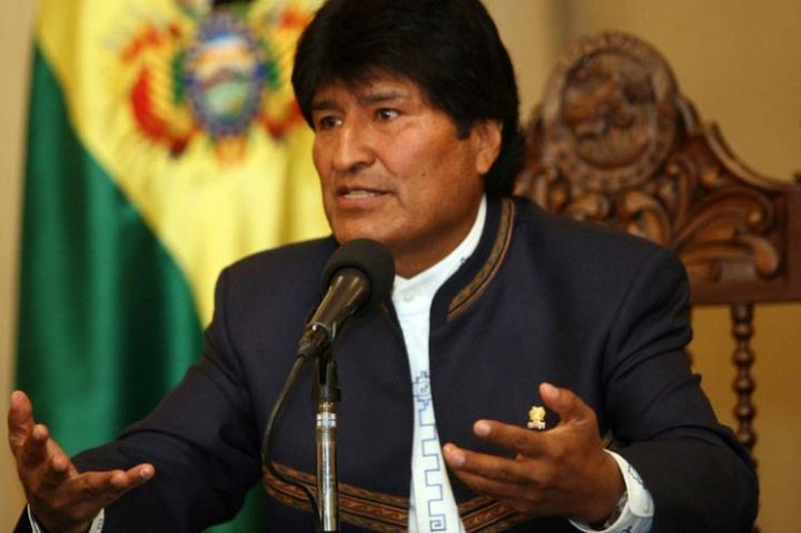 Evo Morales highlights role of Education in changes in Bolivia