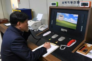 Open Line of Communication Between Korean Leaders