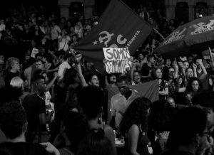 Ato pela defesa da Democracia – Lula Livre