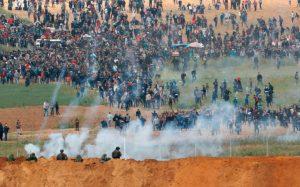Come la stampa italiana ha trattato gli scontri a Gaza di questi giorni