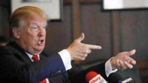 Trump Threatening World War III In Syria