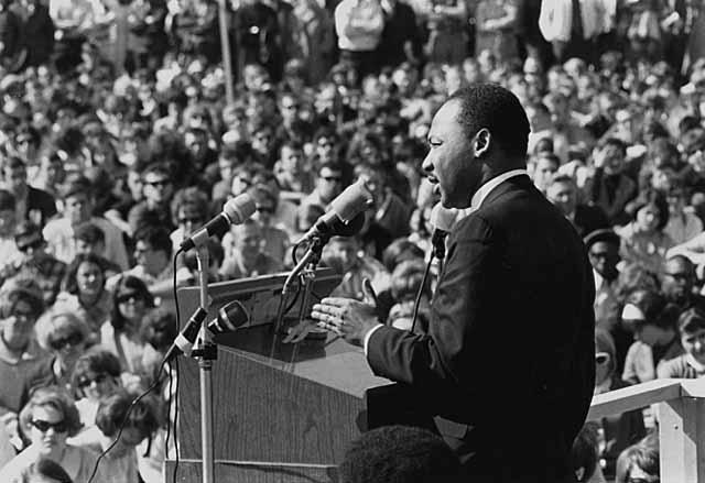 ¿No violencia o No existencia? El legado de Martin Luther King Jr.