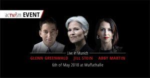 Entrevista con Flo Osrainik: evento acTVism «Libertad y Democracia – Cuestiones Globales en Contexto 2.0» el 6 de mayo en Munich