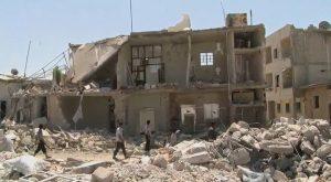 Syrie: tout faux, comme par le passé