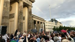 Du und 1 Million Menschen – Berlin 02. Juni 2018 – Prayers of the Mothers ~ Wo/Men's Peace March
