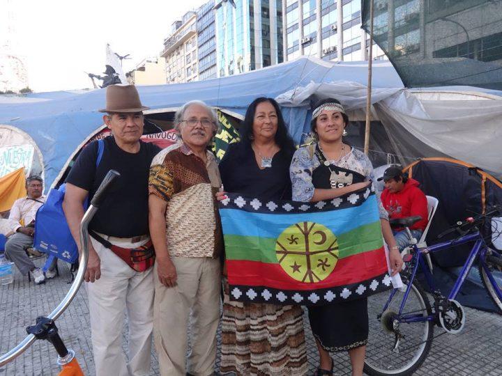Nilo Cayuqueo ante el Foro Permanente para las Cuestiones Indígenas de NU