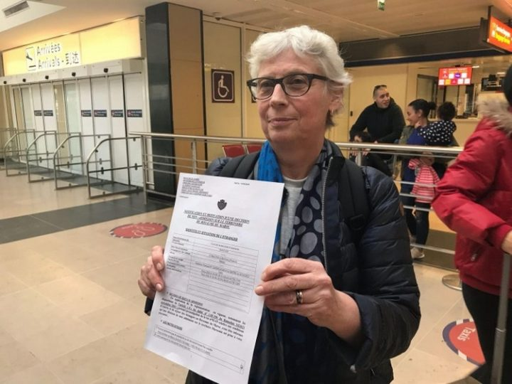Déclaration de Claude Mangin-Asfari en grève de la faim à compter du 18 avril 2018 suite à son 4e refoulement du Maroc