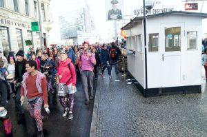 Berlins MieterInnen senden ein deutliches Signal an die Politik und Spekulanten