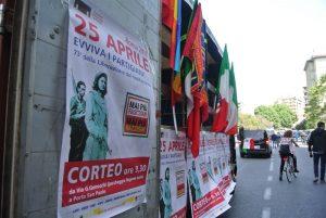 25 aprile, Roma in corteo per la Liberazione e per la Libertà