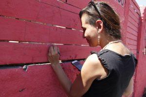 «Las mujeres existimos a medias», Livia Gracola