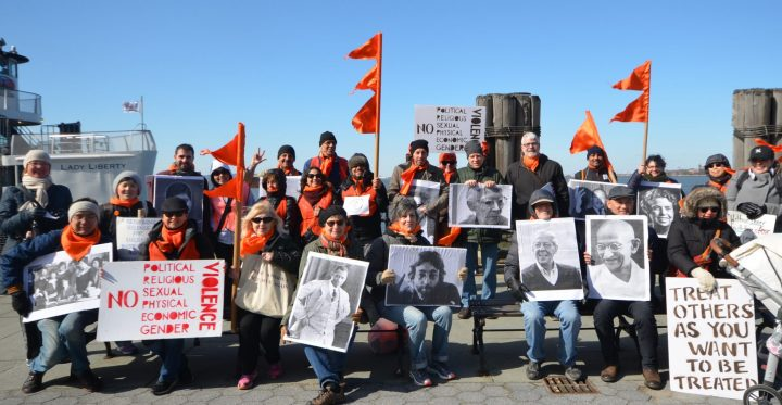 Marche de New-York pour la nonviolence