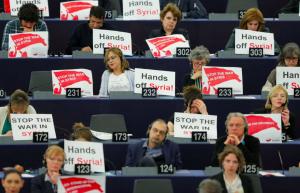 La Germania ha rifiutato di partecipare all'attacco missilistico sulla Siria