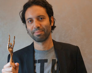 Film director, Lucio de Candia and 'Images as a tool for change'