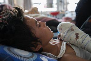 Giornata mondiale contro le mine: in Siria raddoppiano i feriti per mine tra novembre scorso e marzo 2018