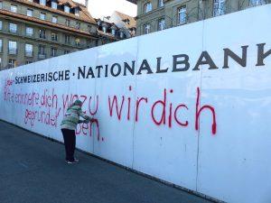 Svizzera: La Banca nazionale ha dimenticato lo scopo della sua fondazione