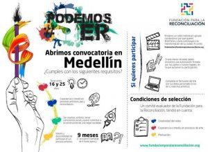Colombia: 100 jóvenes en Bogotá se formarán en arte, comunicación y reconciliación