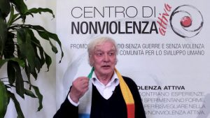 Piero Giorgi: Η ενσυναίσθηση, η αλληλεγγύη, η συνεργασία, η μηβία, η πνευματικότητα και ο σεβασμός στη φύση μπορούν να μας ενώσουν