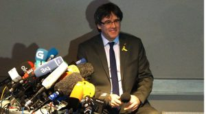 Puigdemont: The denial of dialogue is not an option in democracy